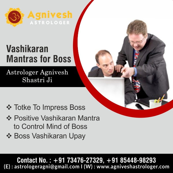 Vashikaran Mantra for Boss