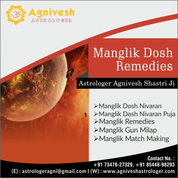 What is Manglik Dosha and Its Remedies